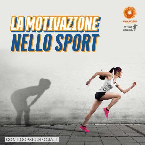 La Motivazione Sportiva